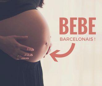 Avoir un bébé à Barcelone, la grossesse, sur Maman Rookie, blog maman