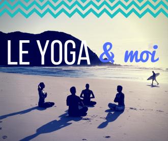 Yoga et maternité, comment le yoga accompagne les étapes de la vie. Blog maman, maman rookie