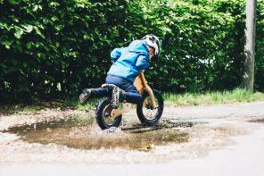 Du vélo sans petites roulettes du premier coup