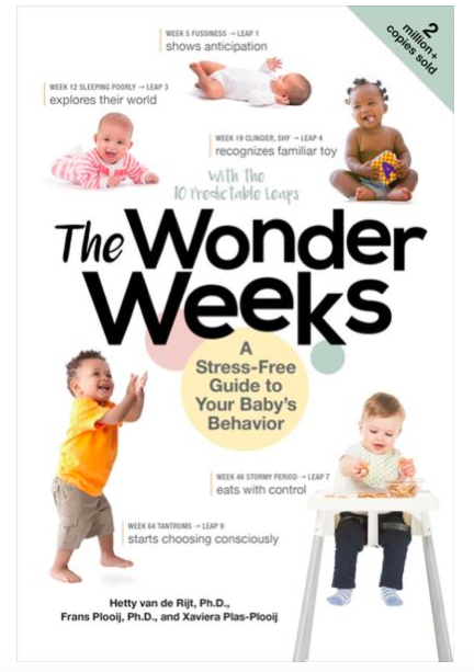 livre wonder weeks
